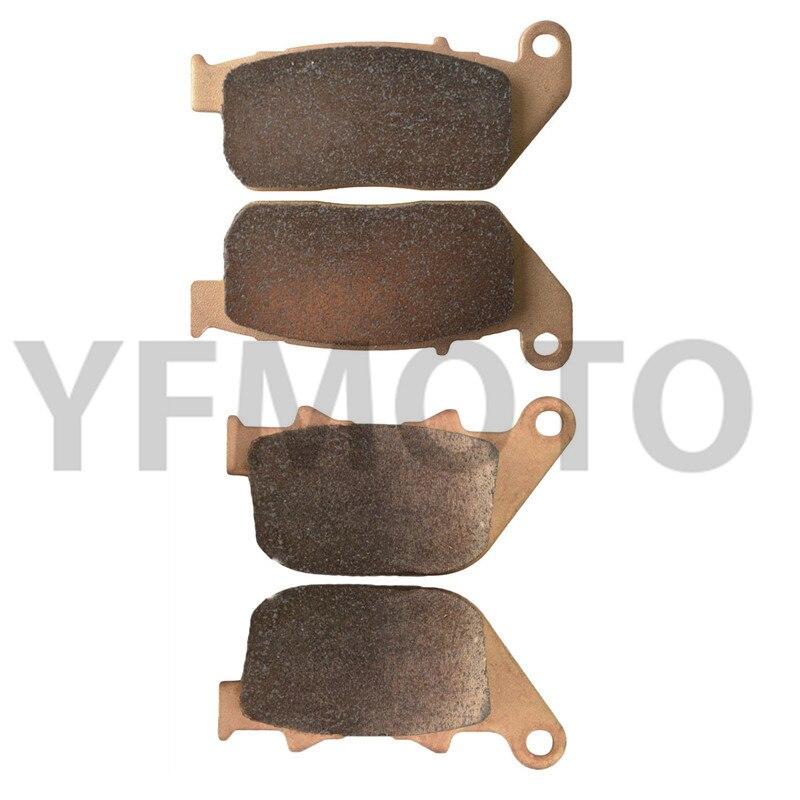 Motorcycle Parts Front & Rear Brake Pads Kit For HARLEY XL1200C XL1200 C Sportster Custom 2004-2014 05 06 07 08 09 10 11 12 13 vazhnyj kommentarij igorya ivanovicha strelkova 05 08 2014