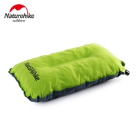 Naturehike Automatic Self Inflatable Air Pillows Compressed Non Slip Portable Outdoor Camping Hiking Travelmate NH17A001 L