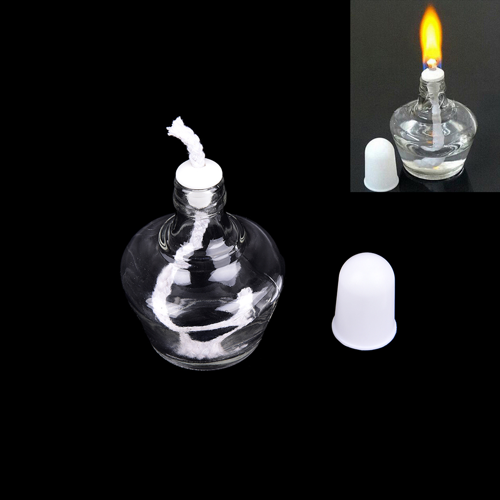 150ml Chemistry Alcohol Burner Lamp Glass Lab Equipment Heating Laborotary Glassware Width: 5.7-7.9cm Спиртовка