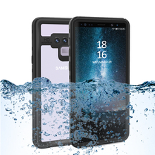 IP68 Waterproof Diving Case For Samsung S10 S8 S9 Plus Note 9 8 Phone Case Underwater Swimming Cover For Samsung Galaxy S10 Plus