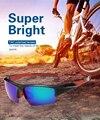 Coolsir Polarized Eyewear Anti-Abrasion Sunglasses uv400 Sun Glasses Equipment Sportswear with Retail packaging for gift men