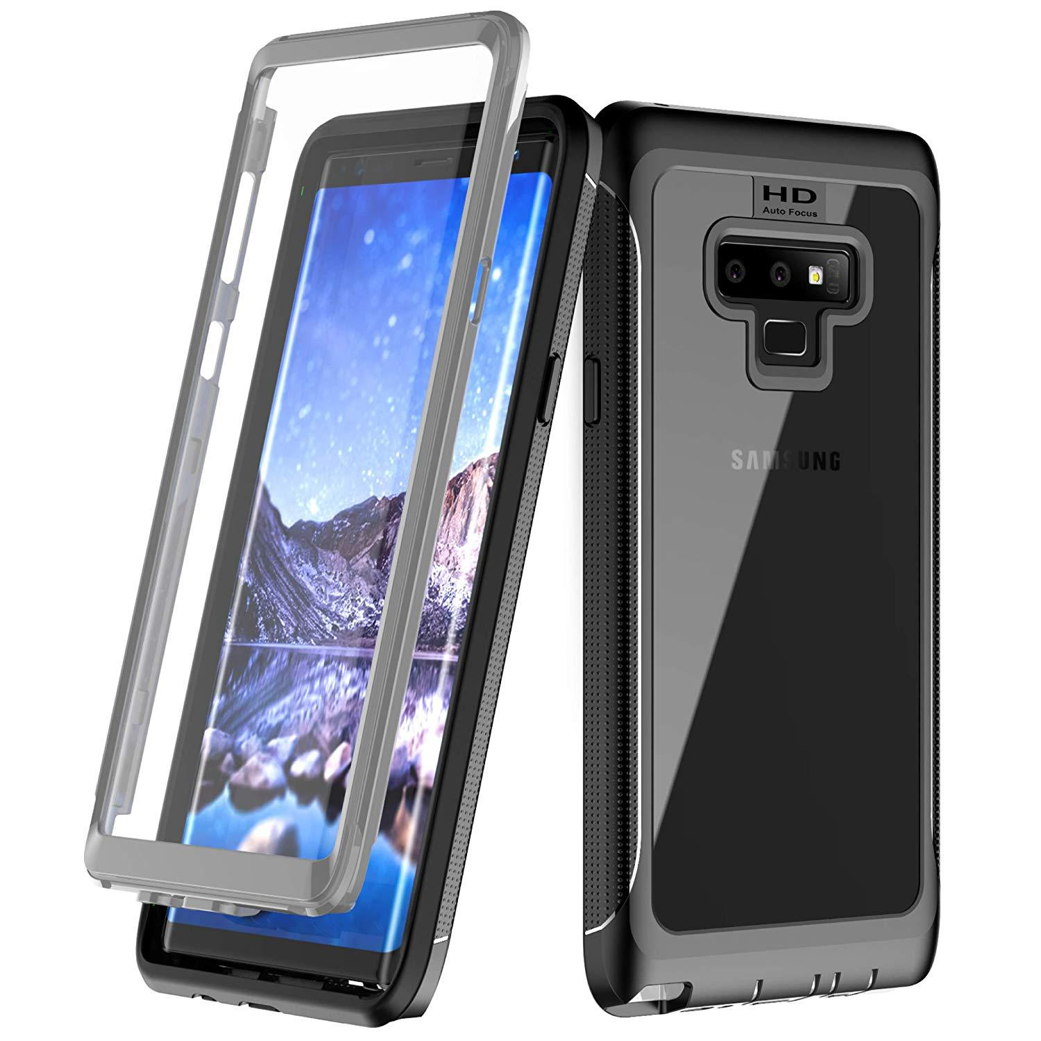 Fundas for Samsung Note 9 Shockproof Case Full Body Rugged