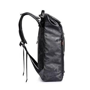 Image 3 - Tangcool 남자 패션 배낭 15.6 노트북 배낭 가방 방수 배낭 대학생을위한 일일 학교 배낭