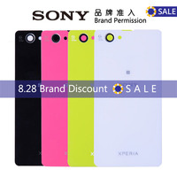 ALLPARTS ORIGINAL New Rear Housing Door Battery Back Cover For SONY Z1 MINI Rear Back Cover