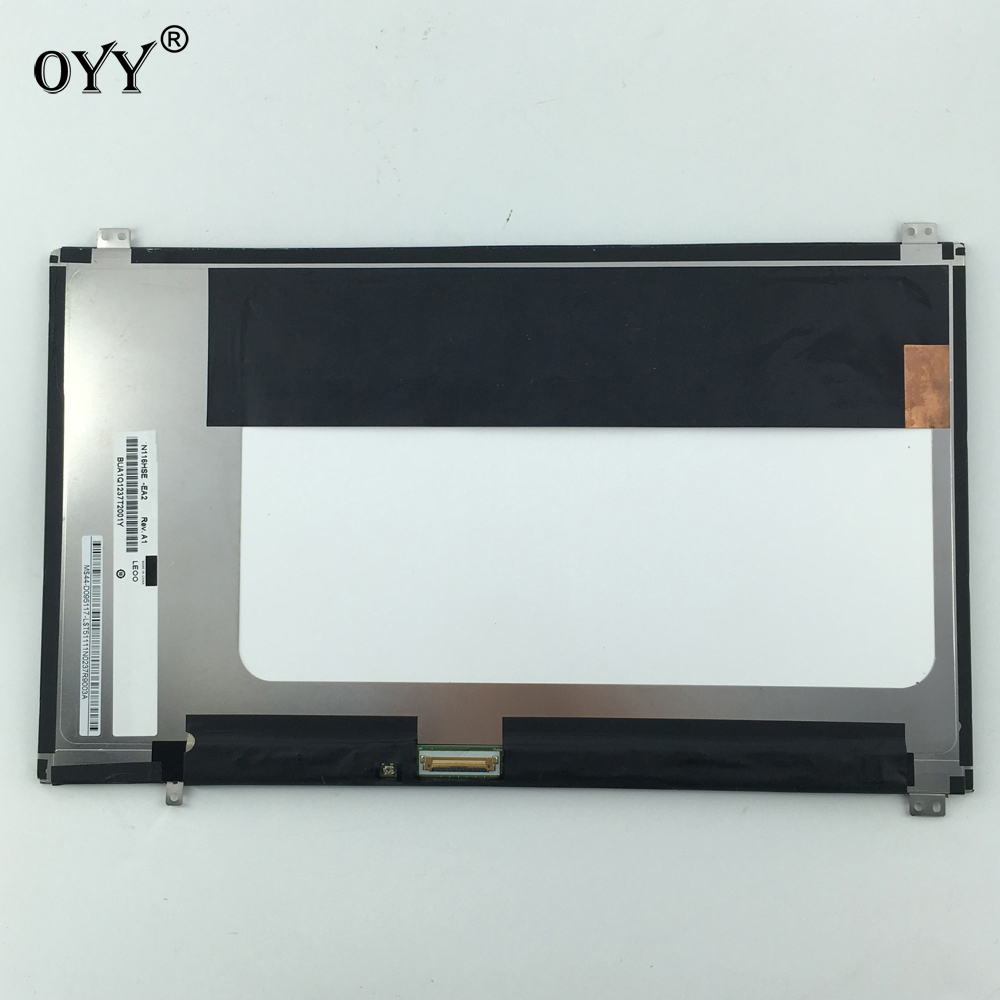 1920*1080 N116HSE-EA2 N116HSE EA2 LCD Screen IPS EDP 30PINS Slim Matrix Panel Display