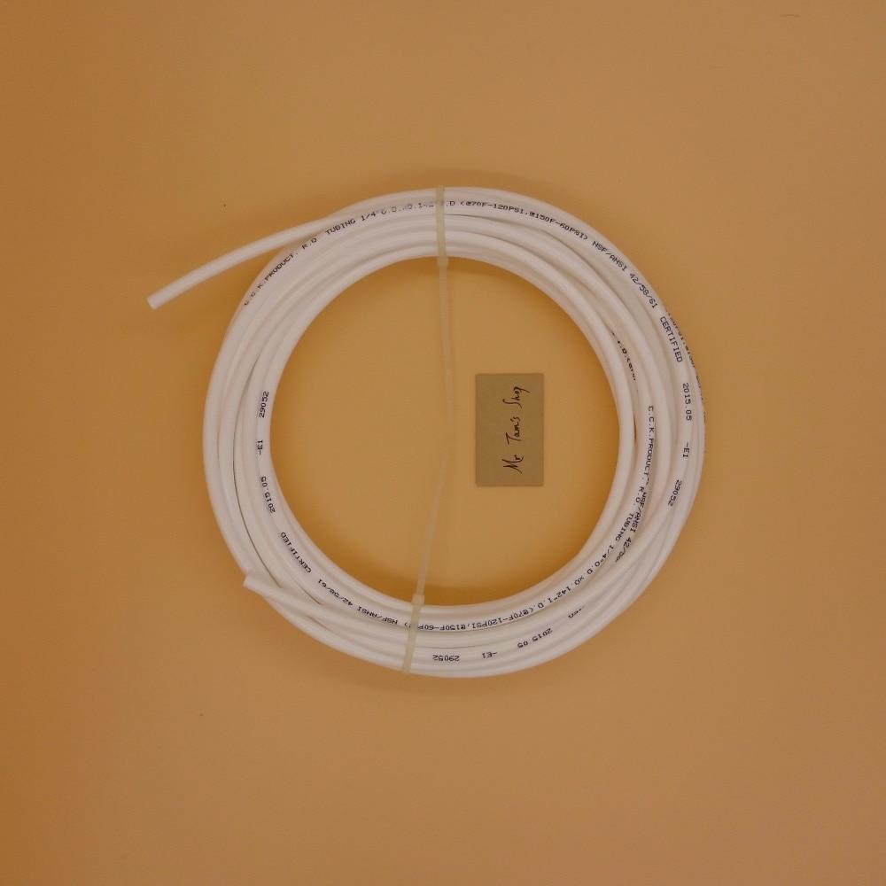 Free Shipping 10 Meter 1 4 Quot Pe Pipe Water Filter Pe Tubing