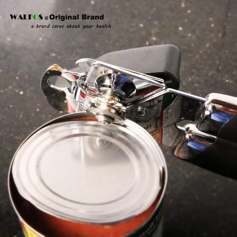 WALFOS roestvrijstalen blikken opener van hoge kwaliteit - Keuken, eetkamer en bar - Foto 5