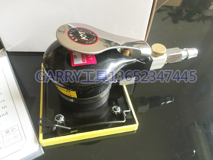 цена на Pnuematic Sanders TAIWAN Air Tools Palm Orbital Sander Polisher Square Pad CY-813ZM NM 100*110mm 4In*4.3In