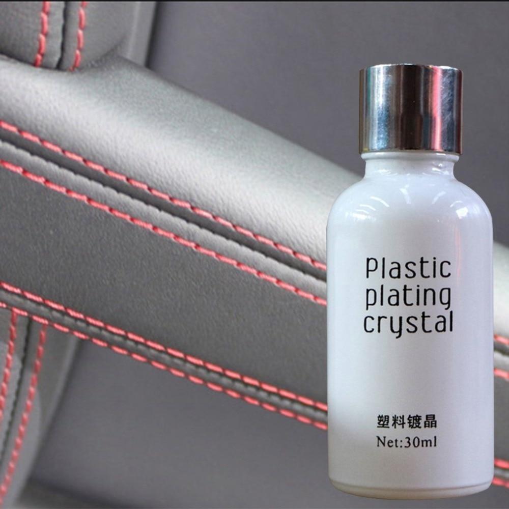Image 3 - Car Plastic Nano Plating Agent Auto Renovative Agent for Car Repair Waterproof Renewing Polishing Crystal Car Protection