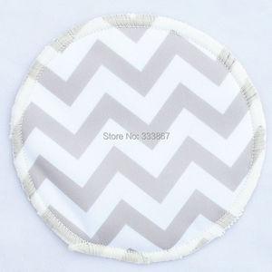 Image 5 - 60pcs/30pair U PICK  Bamboo Waterproof Leakproof Reusable Washable Nursing Breastfeeding Pads Absorbent  Microfiber 3 Layers