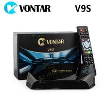 5 шт. V9S DVB-S2 HD спутниковый ресивер USB Порты и разъёмы веб-ТВ USB WiFi построить в Поддержка iphd xtream Сталкер IP ТВ Youtube Youporn