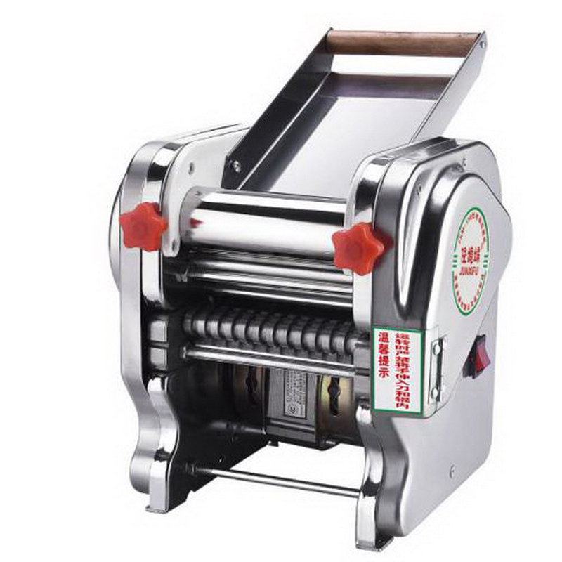 all stainless steel Electricity move noodle machine Household pressure noodle machine Face font b knife b