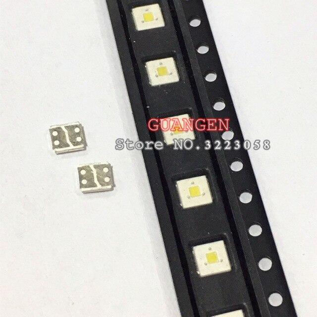 300PCS LUMENS LED Backlight Flip-Chip LED 2.4W 3V 3535 Cool white 153LM For SAMSUNG LED LCD Backlight TV Application