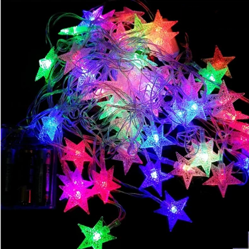 Aliexpress buy 33 ft 220v eu plug star shaped 10m 100 led aliexpress buy 33 ft 220v eu plug star shaped 10m 100 led string fairy lights christmas holiday lighting from reliable fairy lights suppliers on puqun mozeypictures Choice Image