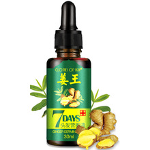 30ml Hair Loss Treatment Ginger Hair Care Growth Essence Oil for Men W