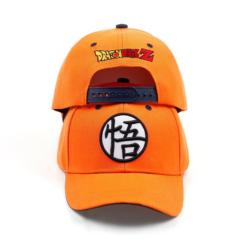 98dbe7e945fd0 Gorra Anime Dragon Ball Z Dragonball Goku ajustable