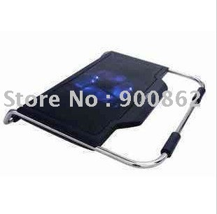 Free shipping wholesale laptop cooling pad, laptop cooling rack, notebook cooling rack / pad , laptop cooler,computer cooler