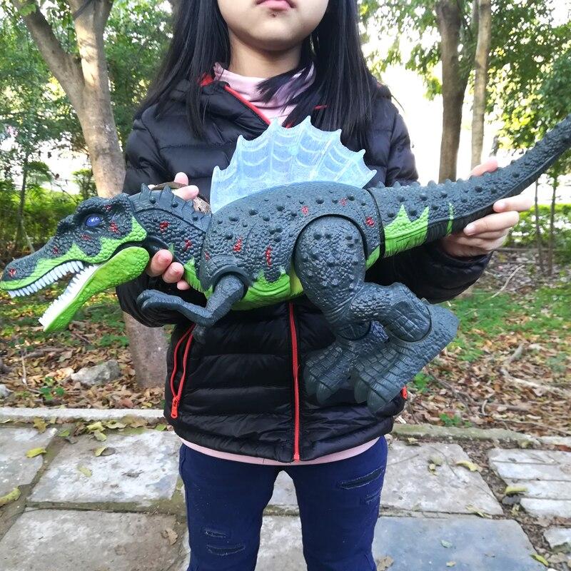 Électrique jouets interactifs: parler et marche Dinosaure et Dinosaures Pour Jeux, chaude Jouets