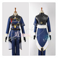 2016 The Sword Dance Touken Ranbu Cosplay Nakigitsune Satin Costume