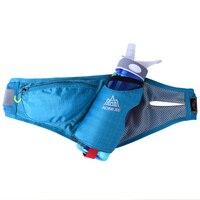 AONIJIE Men Women Lightweight Running Bag Outdoor Sport Camping Hiking Kettle Waist Pack Mobile Phone Bag