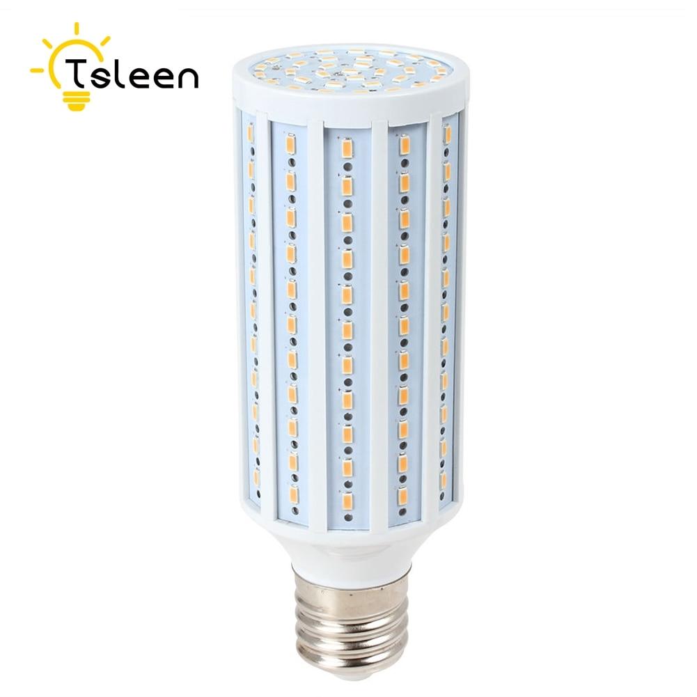 Bright 6000-6500K Photo Studio Bulb Photography 50W 150 LEDs Video Light Corn Lamp Light Bulb Daylight E27 Socket 5730SMD