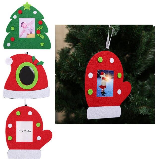 Christmas Photo Frame Ornaments Christmas Tree Decoration Xmas
