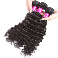 Queen Like Hair Products Can Be Dyed 100 Human Hair Bundles Non Remy Hair Weave Bundles