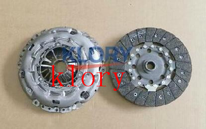 1600010-ED01-2/6253101090 Self-adjusting clutch assembly for great wall haval H6 4D20 engine LUK brand цена