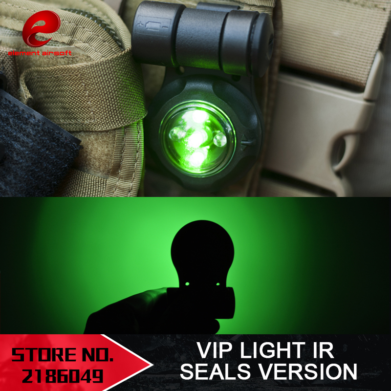 3x Greenlight Sos Flashlight Ex079 Hunting Honesty Element Airsoft Vip Light Ir Seals Version Strobe Light Survival Light 2x Infrared Sports & Entertainment