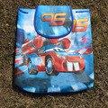 12 unids Spiderman Cars Pixar Cars niños mochilas escolares historieta del morral del lazo Shopping Bag Party bolsas de impresión Mochila regalo
