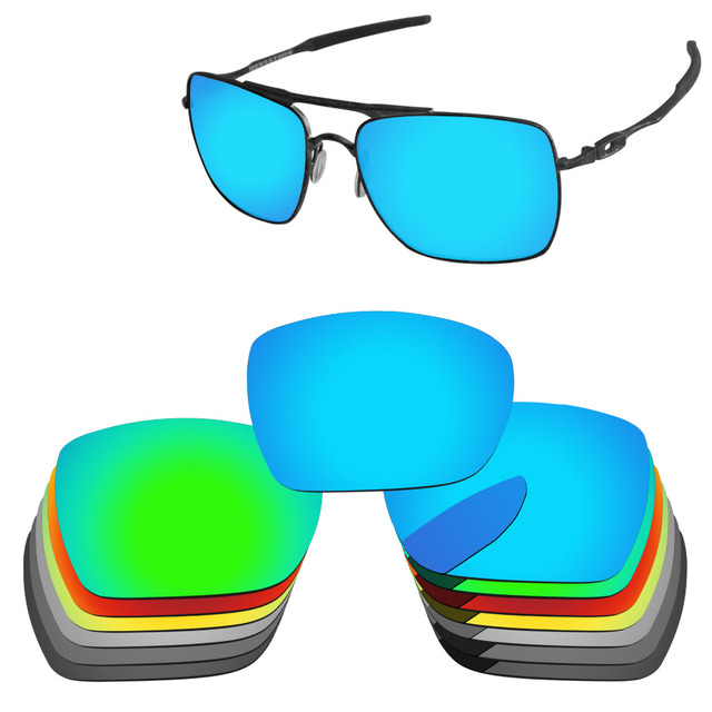 93b31e906c PapaViva POLARIZED Replacement Lenses for Deviation Sunglasses 100% UVA    UVB Protection - Multiple Options