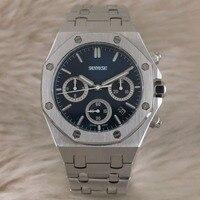WG04359 мужские часы лучший бренд для подиума роскошные европейские дизайнерские кварцевые наручные часы