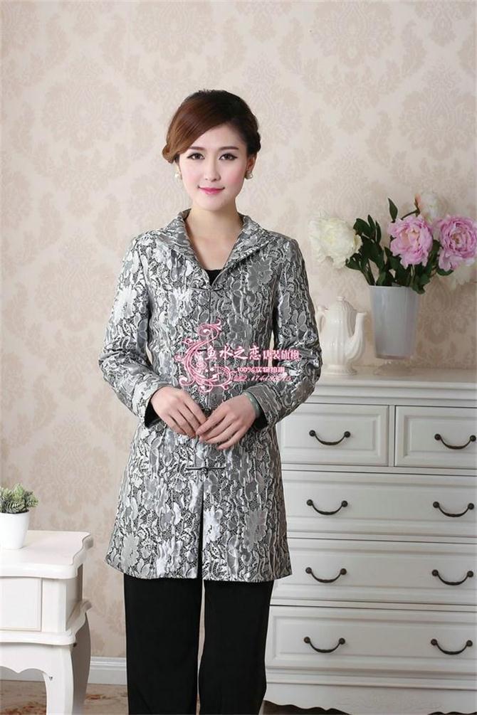 Fashion Spring jacket Chinese font b Women s b font clothing Ladies Jacket font b Coat
