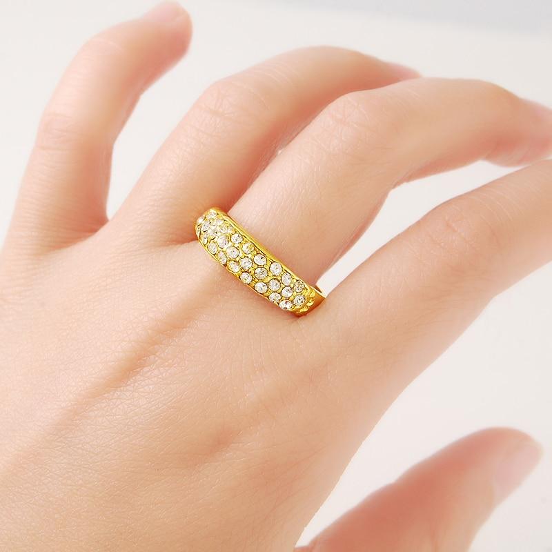 Jewelry Minimalist Real 24K...