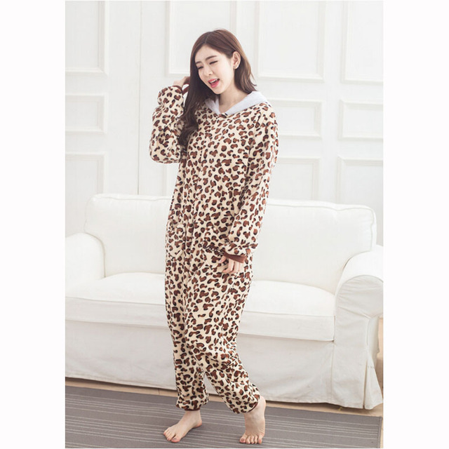 Cute Leopard Kigurumi