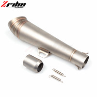 for 36 51MM Universal Motorcycle Exhaust Motorbike Exhaust Pipes Bike Muffler For Ducati MS4 M900 996 748 ST4 ST3 SPORT 1