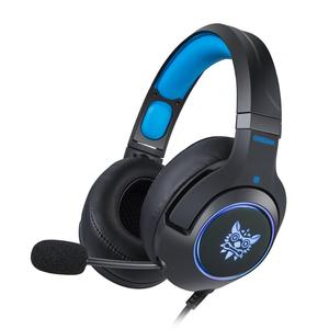 Image 3 - ONIKUMA K9 RGB Gaming Headset for Mobile Gaming Headset E sports with Microphone Stereo Surround USB Headset for PC and Laptop