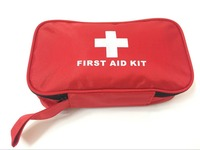 First Aid Kit Safe Outdoor Wilderness Survival Travel Camping Hiking Medical Emergency Kits Treatment Pack FAK