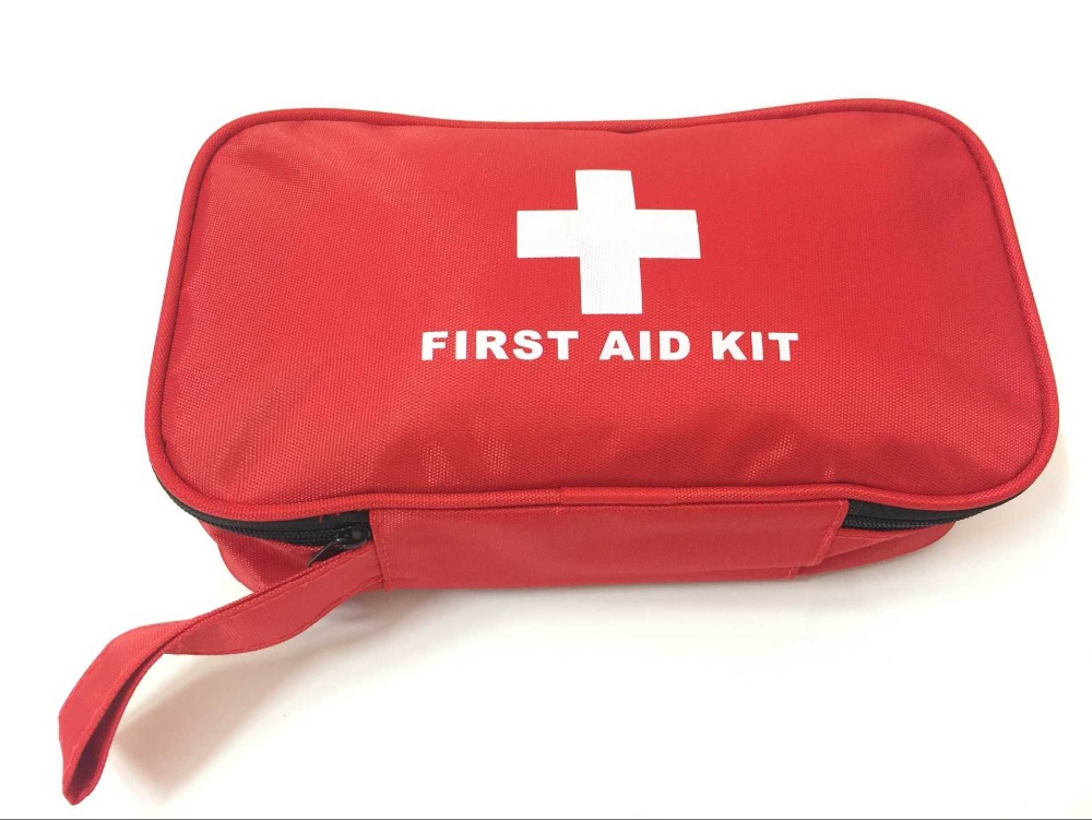 First Aid Kit Safe Outdoor Wilderness Survival Travel Camping Hiking Medical Emergency Kits Treatment Pack FAK-A13 цена и фото
