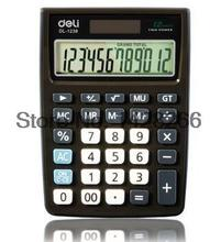 Dual Power Calculadora Electronic Big Display Calculating Candy Color Calculator Stationery Office Material School Supplies