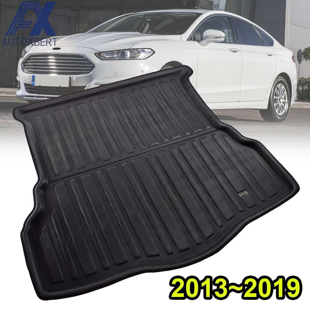 New Car Boot Mat Carpet Cargo Mat Cargo Liner Cargo Cover Rear Trunk Liner Tray Floor Mat for BMW 3-Series F30 Sedan 2009 2010 2011 2012 2013 2014 2015 2016 2017 2018 2019