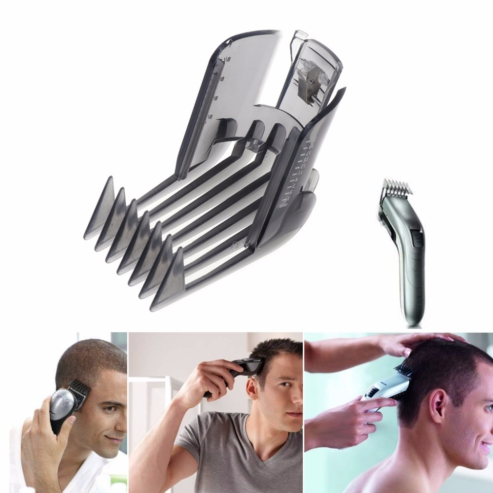 New Hair Clippers Beard Trimmer Razor Guide Adjustable Comb Attachment Tools For QC5105 QC5115 QC5120 QC5125 QC5130 QC5135
