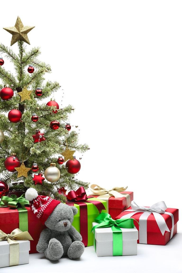 5x7ft фотографическое фон рождество Медведь Рождественские