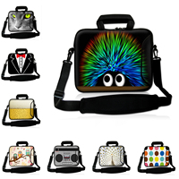 Universal 16 17 Notebook Computer Shoulder Zipper Bags Cover Laptop Waterproof Briefcase 17 3 17 4