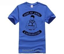 Billy Herrington mens t-shirt tops tees fitness hip hop men tshirts clothing super big size cmt shirt  Cotton Short