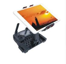 DJI Mavic Pro RC 4 »~ 12» Teléfono/Tablet Holder Holder Negro y Rojo del Mando a distancia DJI Mavic Accesorios Soporte de Pie
