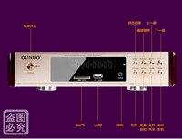 OUNUO DV318C Loseless Music APE FLAC WAV MP3 WMA USB SD Player Bluetooth FM Radio AUX
