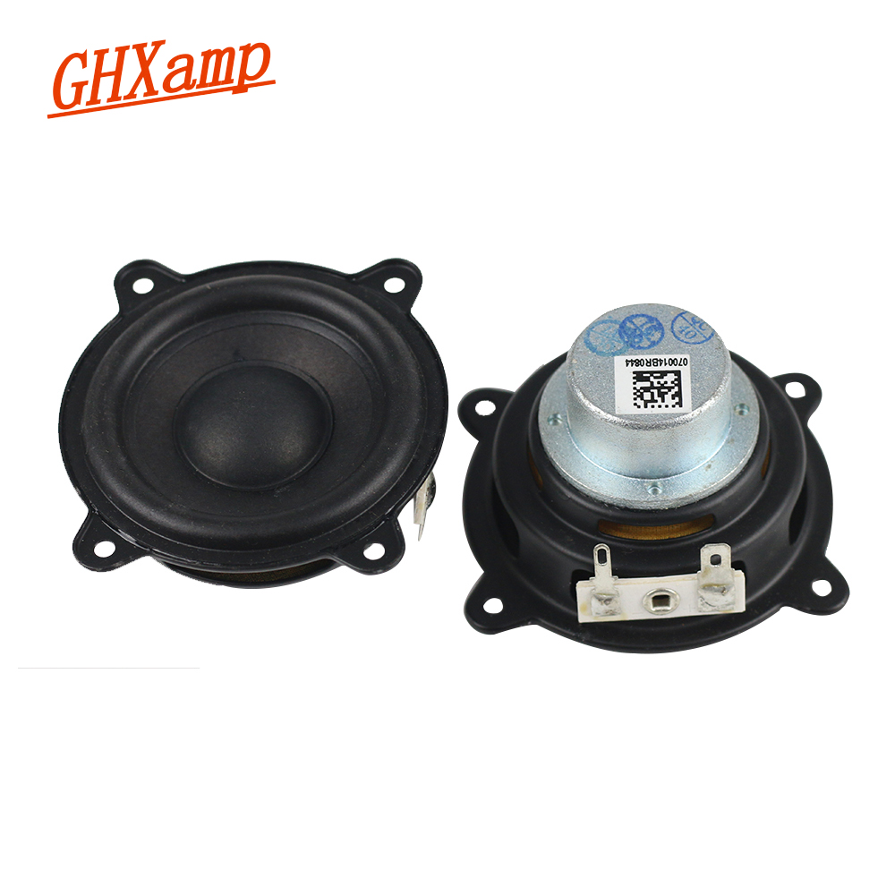 GHXAMP 2.5 INCH 15W For Beats Pill XL Speaker Woofer Full Range Neodymium Portable Speaker Car CD Amplifier Speaker Buletooth