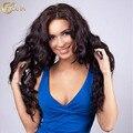 Adina Mink cabelo Brasileiro da Onda Do Corpo Virgem Cabelo 4 Bundles Não Transformados Cabelo Humano Virgem Brasileiro Tece Ofertas Bundle Cabelo Humano