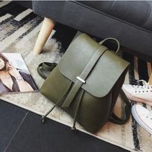 Известный бренд мода рюкзак женщины для отдыха из искусственной кожи в винтажном стиле в духе колледжа рюкзак школьные сумки для подростков дорожные сумки